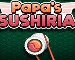 Игра Папа Луи суши
