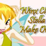 Помогите Стелле с ее макияжем